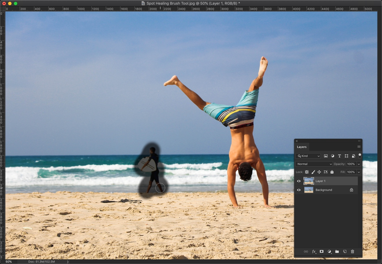 5 - The Ultimate Guide to Remove People in Photoshop
