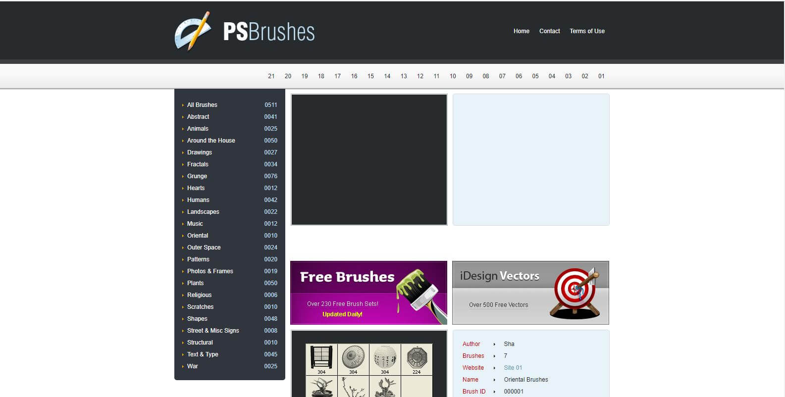 6-2 - Best 14 Websites to Download Free Photoshop Brushes