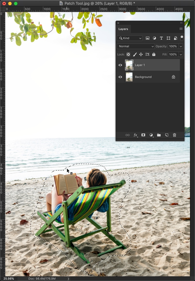 9 - The Ultimate Guide to Remove People in Photoshop