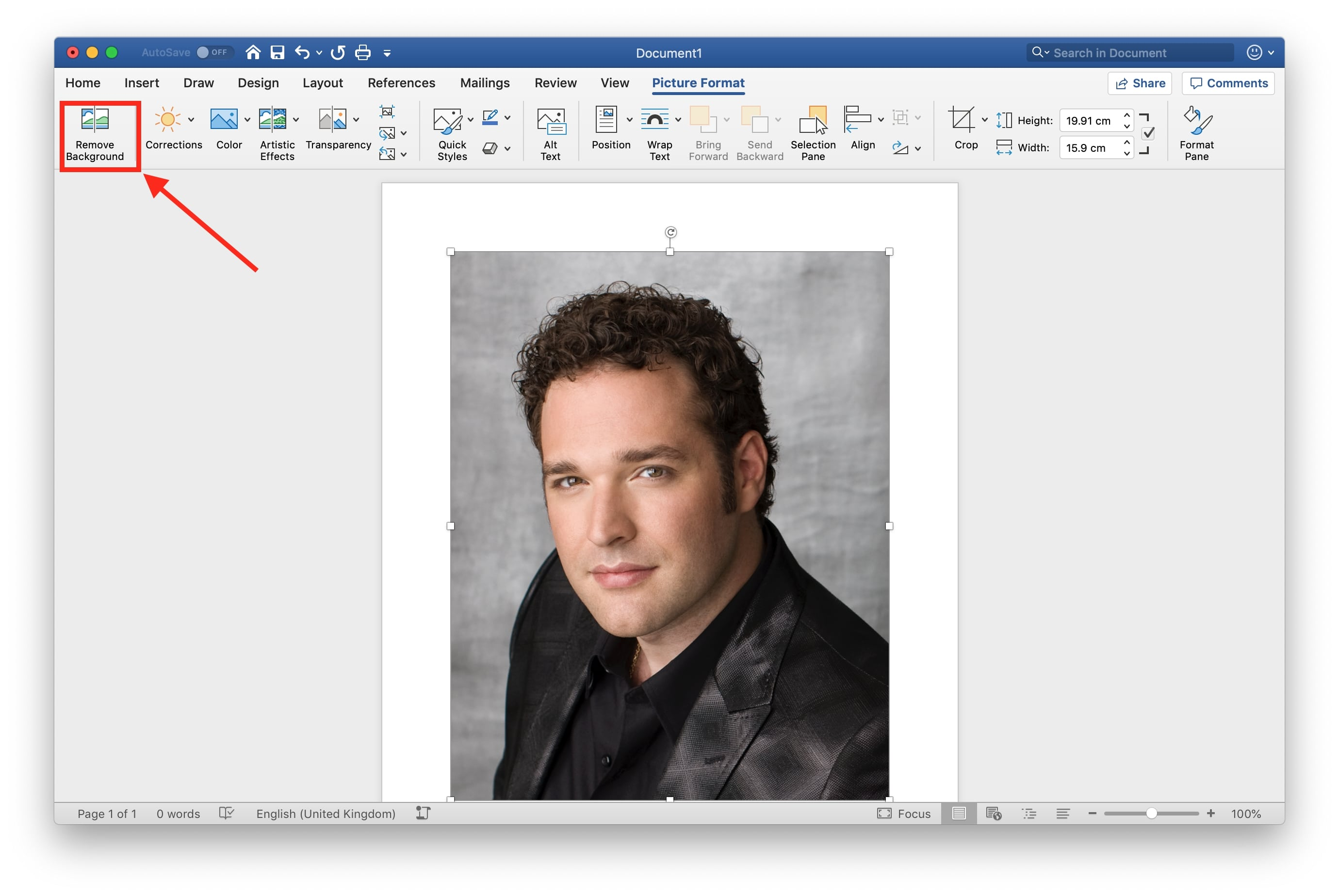 3 - How to remove background in Photoshop