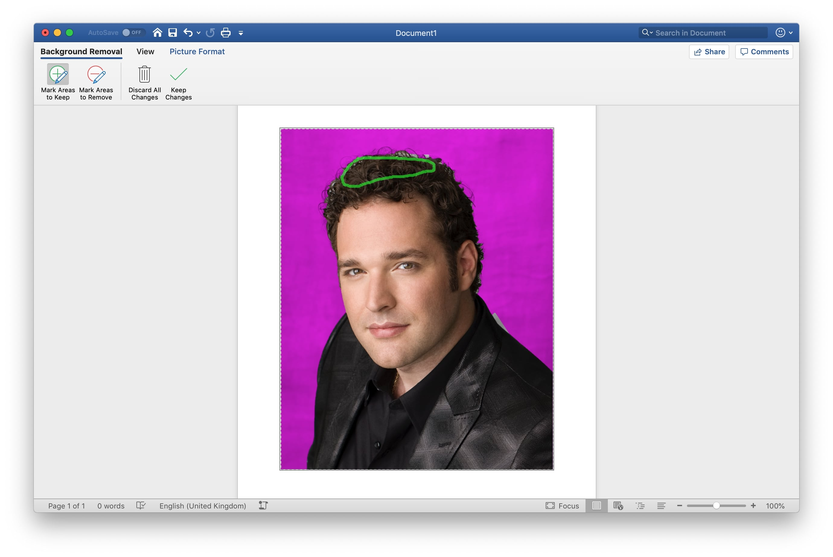 4 - How to remove background in Photoshop