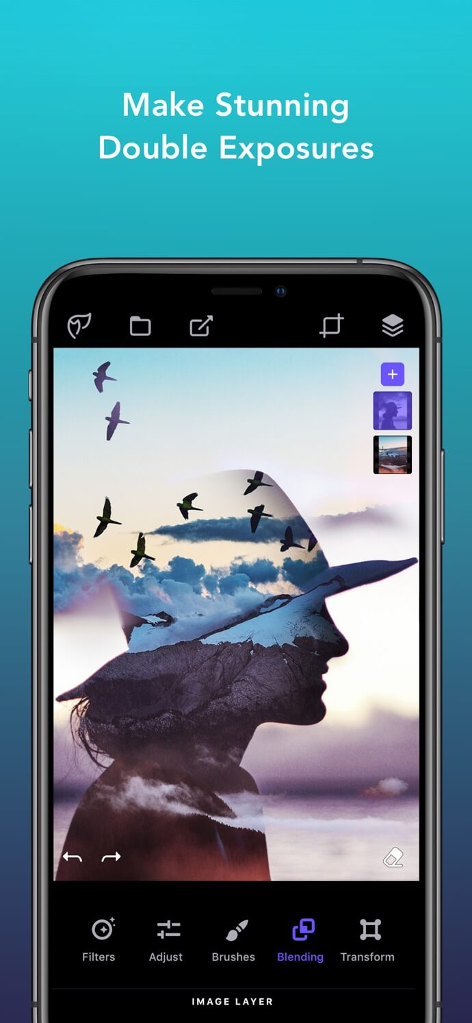 5-1-photofox - The Best 8 Photoshop Mobile Alternatives