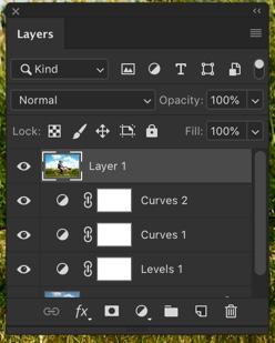 7-2 - Create Instagram Lo-Fi Effect in Photoshop
