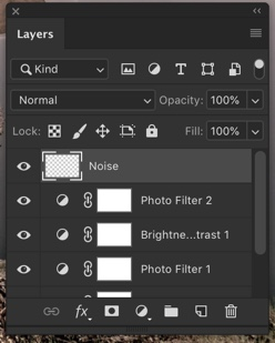 9-1 - Create Instagram Charmes Filter in Photoshop [Action Included]