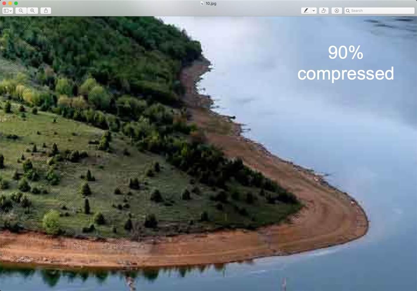 90-1 - JPEG Save Options Explained - Photoshop