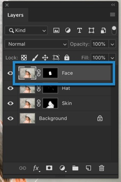 4-1 - How to Merge Layers in Photoshop Without Flattening Your Image