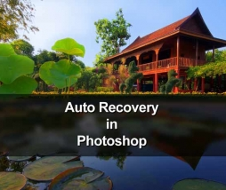 How to Turn On Auto Recovery in Photoshop to save your Life