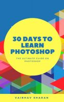 30 days to learn photoshop